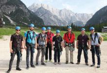 Part of ZIP line participants